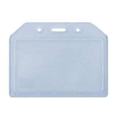 Бейдж горизонтальный Optima PVC 100х75 мм (O45600)