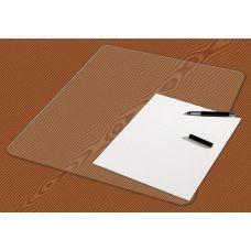 Подкладка для письма прозрачная (648x509мм PVC)