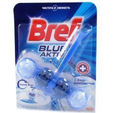 Средство для дезинфекции и запаха Bref-Duo Сила Актив, 4 шарика