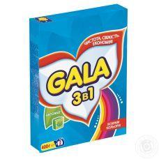 Стиральный порошок автомат GALA 400 г