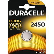 Батарейка DL 2450 1 шт.