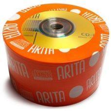 Диск ARITA CD-R 700Mb 52x Bulk 50 pcs