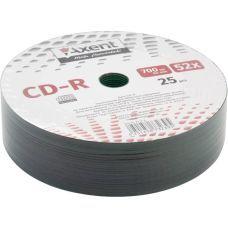 Диск CD-R 700MB/80min 52X bulk-25