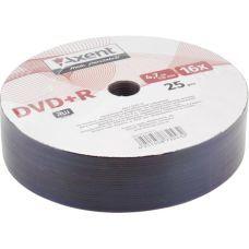 Диск DVD+R 47GB/120min 16X bulk-25