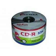 Диск DATEX CD-R 700Mb 52x Bulk 50 pcs