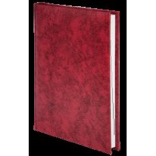 Ежедневник недатированный BASE Miradur A5 красный