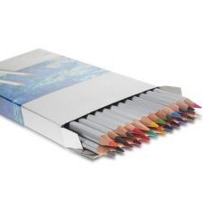 Карандаши цветные 24шт. Raffine шестигранные