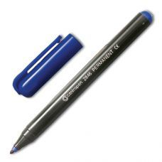 Маркер перманентный Permanent 2846 1мм синий