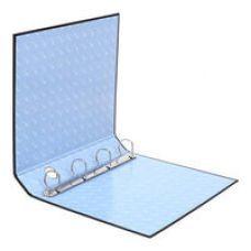 Папка на кольцах Economix А4 4D-кольца 50мм синий