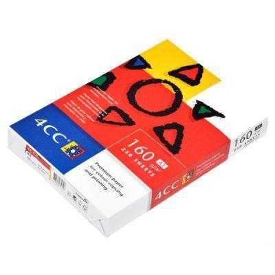 Бумага для цветной печати 4СС SRA3 160 г/м2 250л (АФ1130)