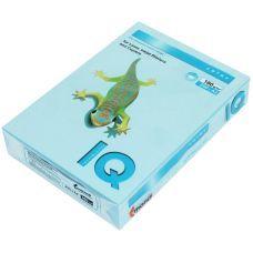 Бумага цветная A4 80г/м2 средний голубой лед 500л. OBL70