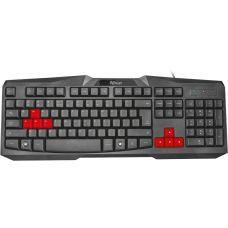 Клавиатура Ziva gaming keyboard UKR