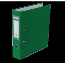 Папка-регистратор А4 односторонняя 70мм зеленый сборная