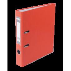 Папка-регистратор А4 односторонняя 50мм оранжевый сборная
