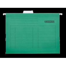 Файл подвесной А4 картон зеленый