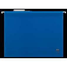 Файл подвесной А4 пластиковый синий