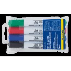 Набор маркеров для досок 4шт. BM.8800-94