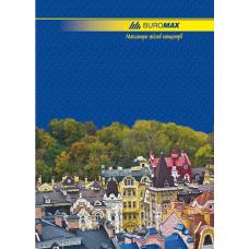 Книга учета А4 Украина линия (тв лам обл) 96 л