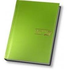 Книга алфавитная A5 Samba салатовый
