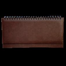 Планнинг недатированный BASE 112 стр. коричневий