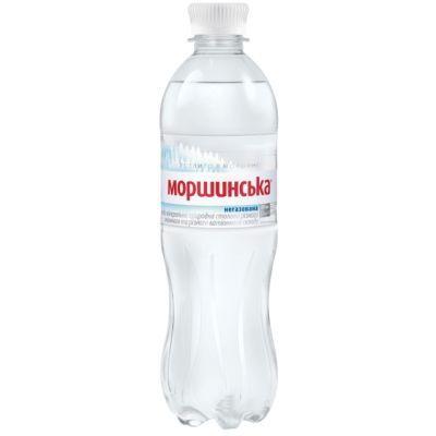 Вода минеральная Моршинская негазированная 0,5л (23814)