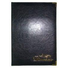 Папка поздравительная  Sarif,  синяя