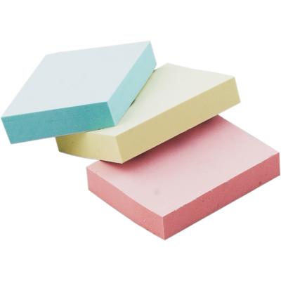 Блок бумаги с клейким слоем 40х59мм 100л. ассорти (BM.2310-99)