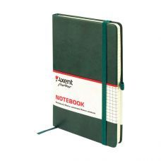 Книга записная Partner Lux 125х195 96л клетка зеленый
