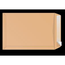 Конверт В4 скл крафт боковой (0+0)