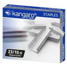Скобы 23/10 1000шт.  Kangaro
