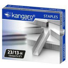 Скобы 23/13 1000шт.  Kangaro